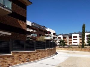 I&D arquitectos - Vivienda colectiva CPA 13
