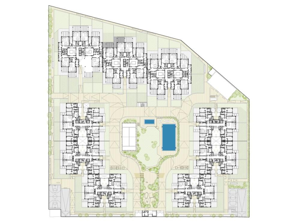 I&D arquitectos - Vivienda colectiva CPA 18