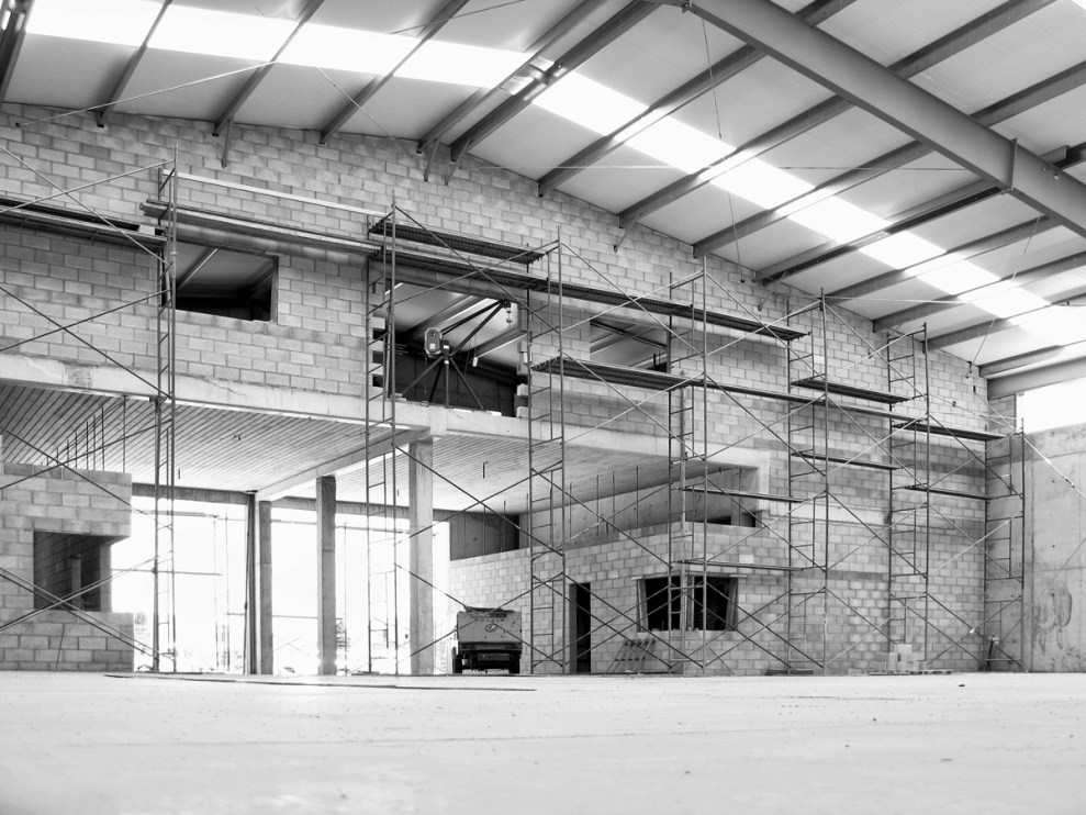 I&D arquitectos - Nave industrial CDP 04
