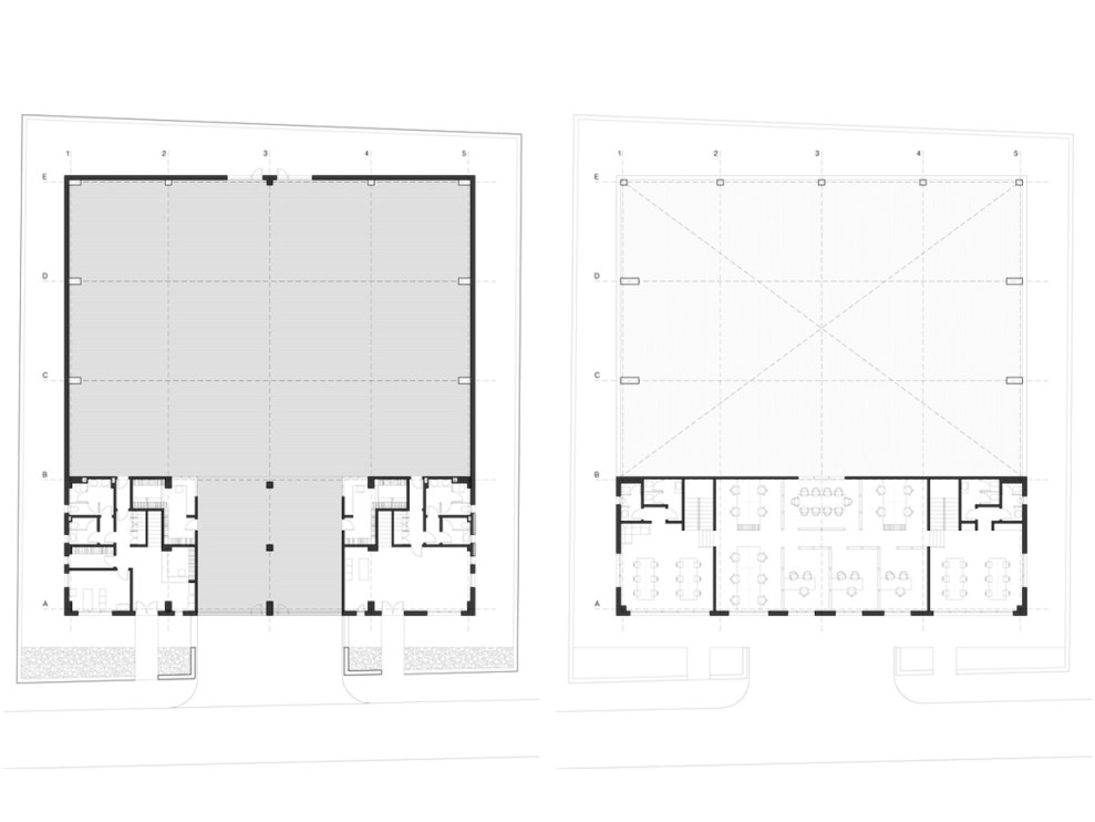I&D arquitectos - Nave industrial CDP 21
