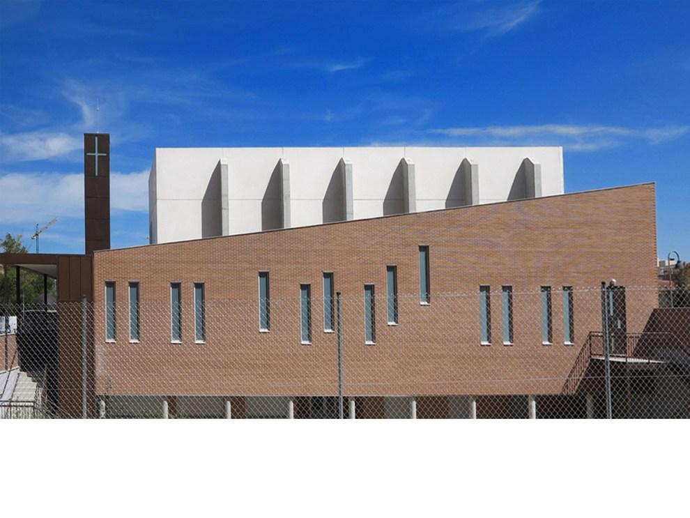 I&D arquitectos - Iglesia AAL - 15