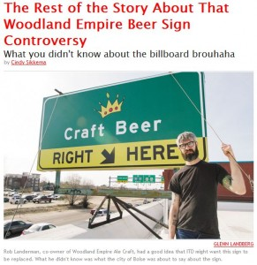 Boise Weekly - Woodland Empire