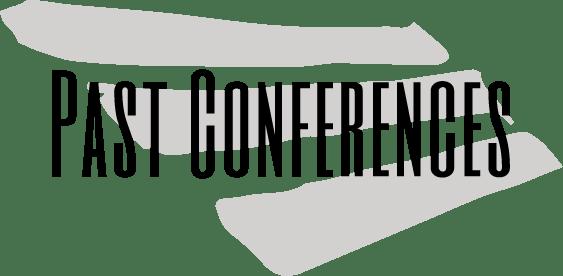 Past Conferences Icon