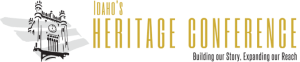2015 Idaho's Heritage Conference Header