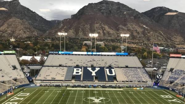 Live: Boise State to start Chase Cord at QB vs. BYU; sideways rain greets teams