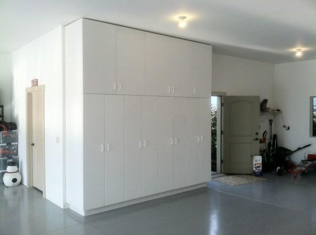 Wall of Storage