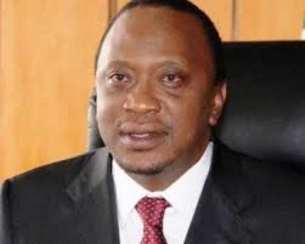 Uhuro Kenyatta