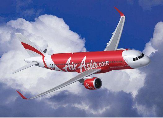 Air Asia Airbus A320neo A320 NEO