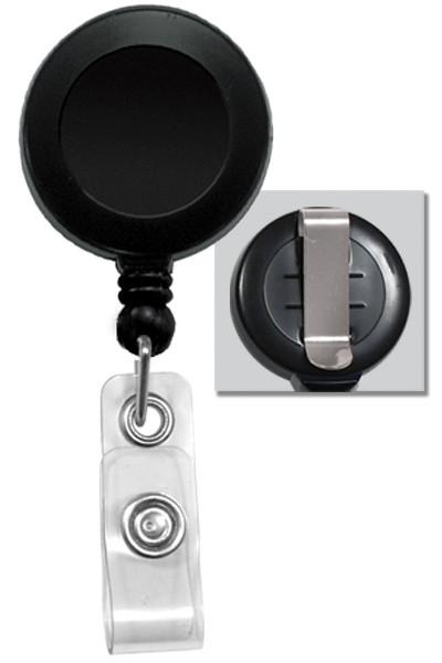 Standard Round Slide Belt Badge Reel