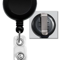 Standard Round Slide Belt Badge Reel