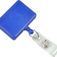 Rectangle Economy Badge Reel Swivel Clip – QTY 25