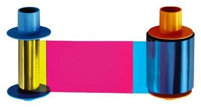 HID Fargo DTC4500-Premium Black (K) Printer Ribbon