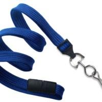 Flat Metal Swivel Hook Breakaway  Lanyard – PACK OF 100