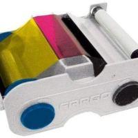 HID Fargo DTC400/400e YMCKOK Printer Ribbon