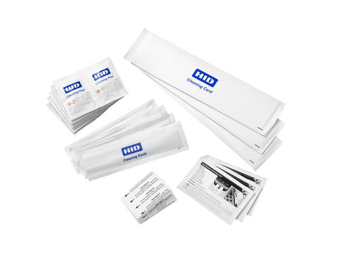 Fargo HID HDP5000 Printer Cleaning Kit 89200 NEW