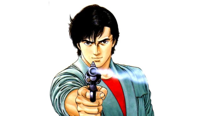 City Hunter (Tsukasa Hojo)