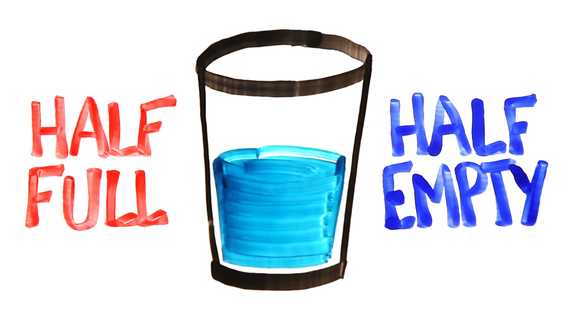 Democracy Is The Glass Half Full Or Half Empty