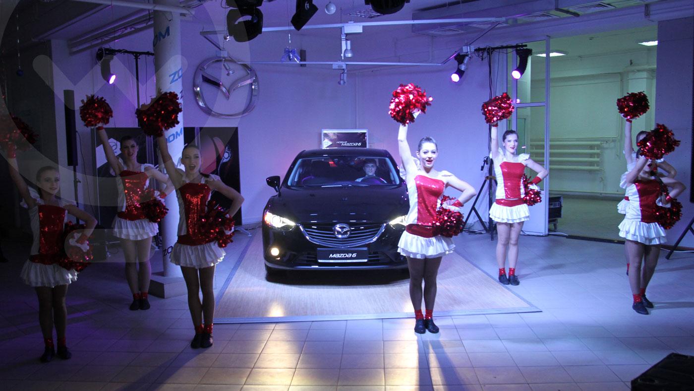 Презентация «Mazda 6»