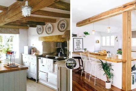 cucina moderna in legno bianco » 4K Pictures | 4K Pictures [Full HQ ...