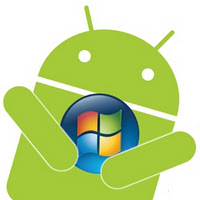 Android Loves Windows Phone 7 via ideafaktory.com