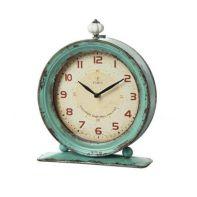 orologio vintage stile industrial chic arredo bagno