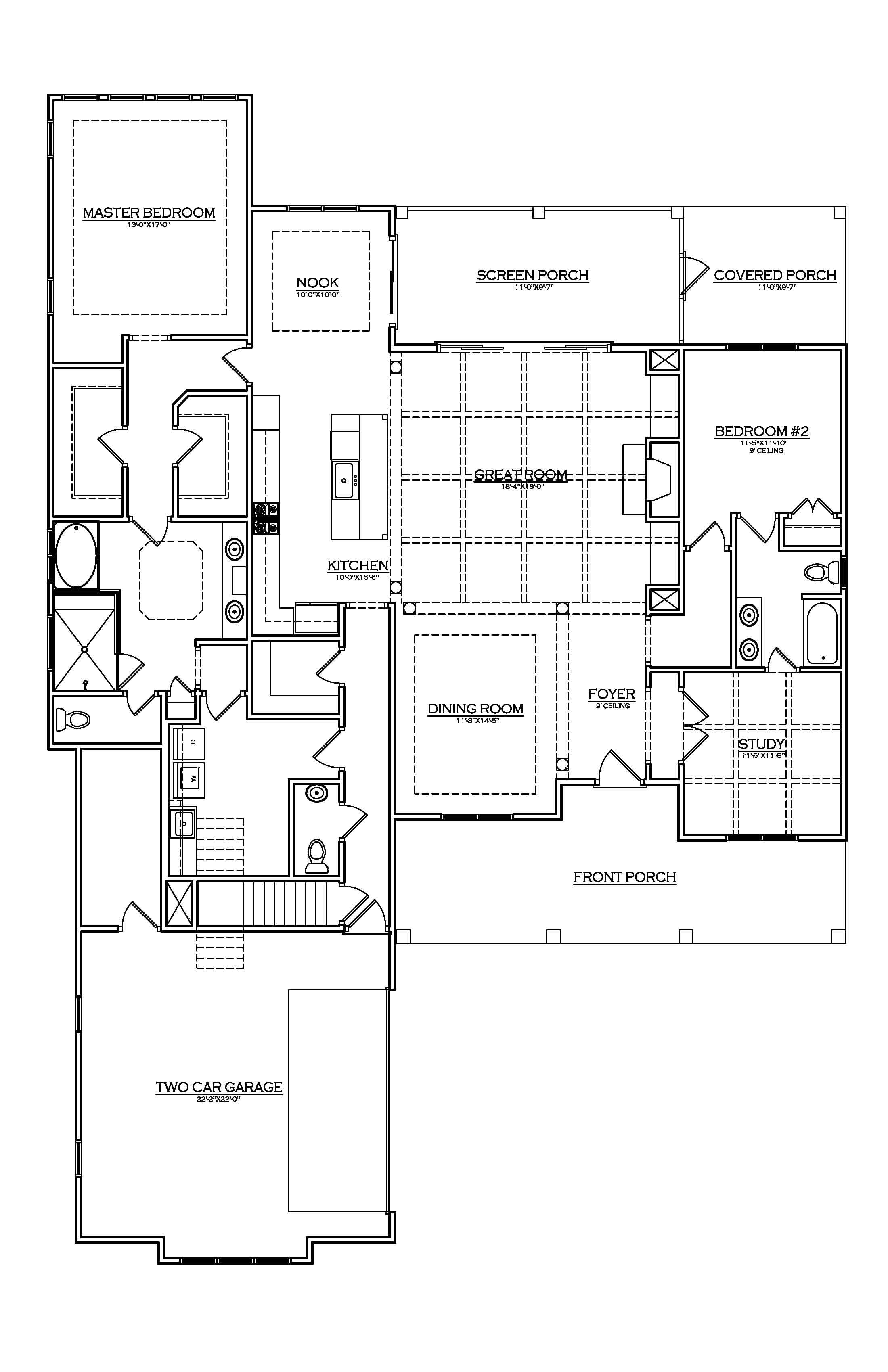 Ideal Home Compass Pointe In Wilmington NC Legacy