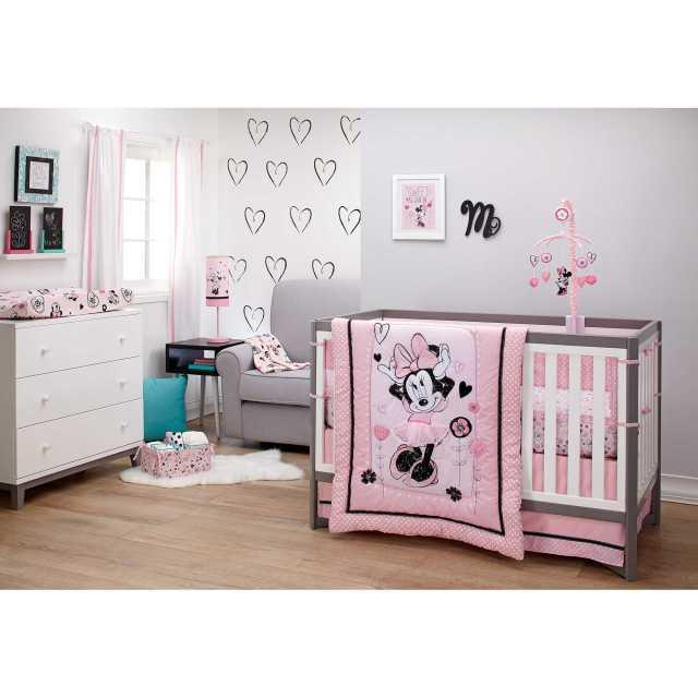 Disney Minnie Mouse Hello Gorgeous Nursery Organizer