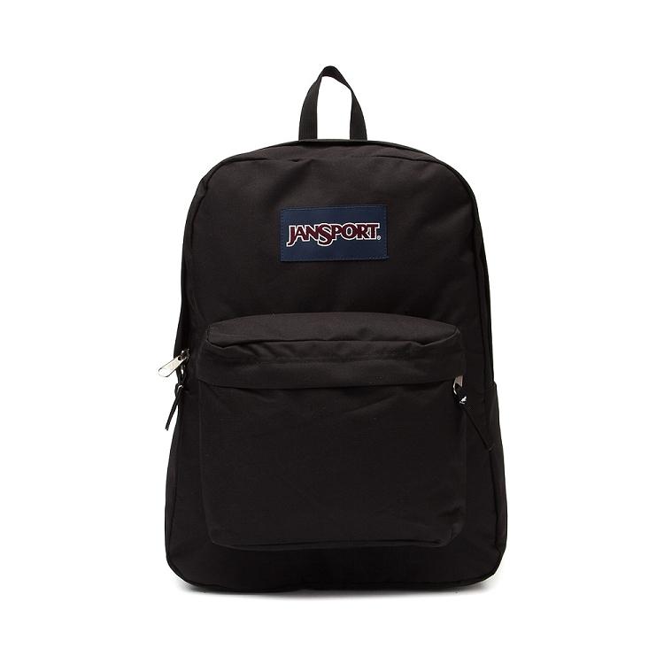 Jansport Superbreak Backpack Black Ideal Baby