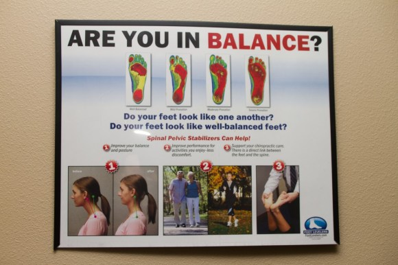 Are you in Balance