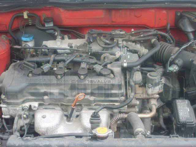 Nissan Almera 1 8 Black Top Engine Engine For Sale