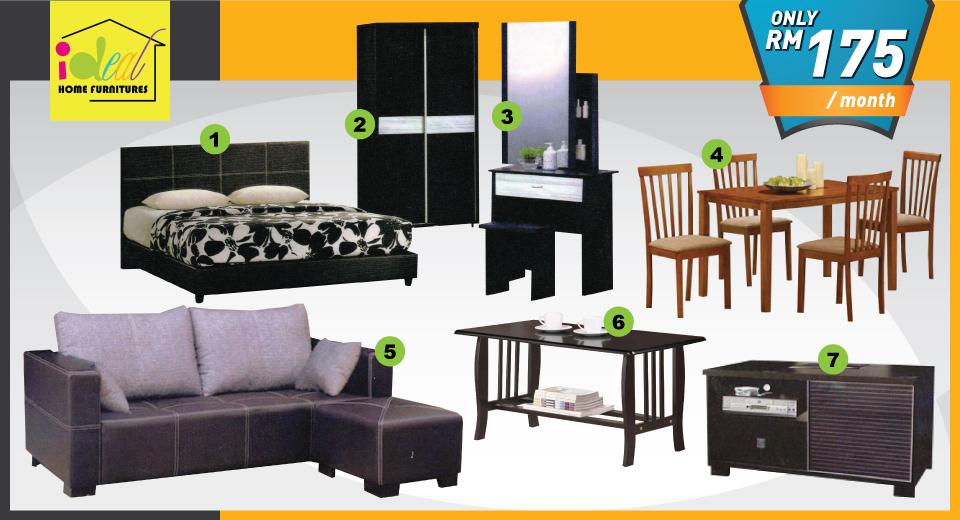ideal home furniture, logo