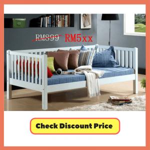 Teak Daybed Malaysia Wooden Kayu Jati Online Furniture