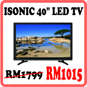 tvs on sale, tv lcd murah, harga television, aeon big promotion tv, tesco tv price,