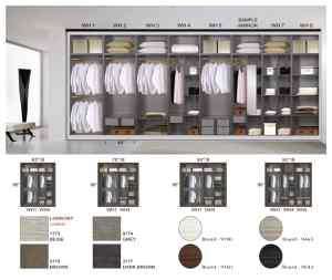 customize wardrobe, good quality closet, custom almari baju, diy wardrobe