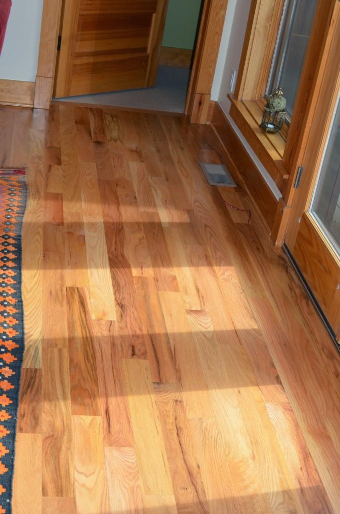 Red Oak Refinished Magnus Anderson Ideal Hardwood