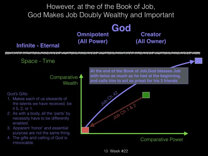 Book of Job, Raz, Week #22.013