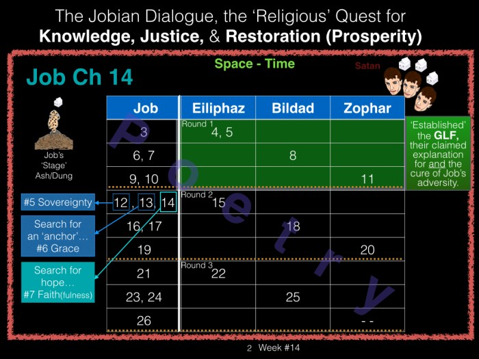 Book of Job, Week #14 LB.002