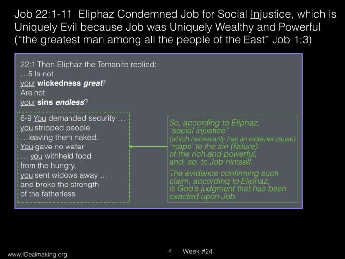 Book of Job, Week #24 LB.004