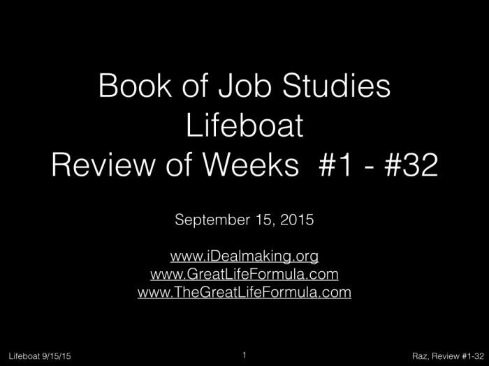 LB Review #1-32.001