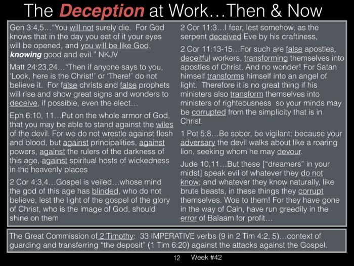 Book of Job, Week #42.012