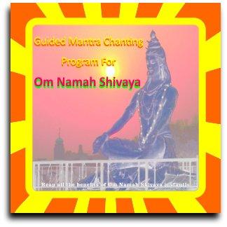 Guided Om Namah Shivaya Chanting