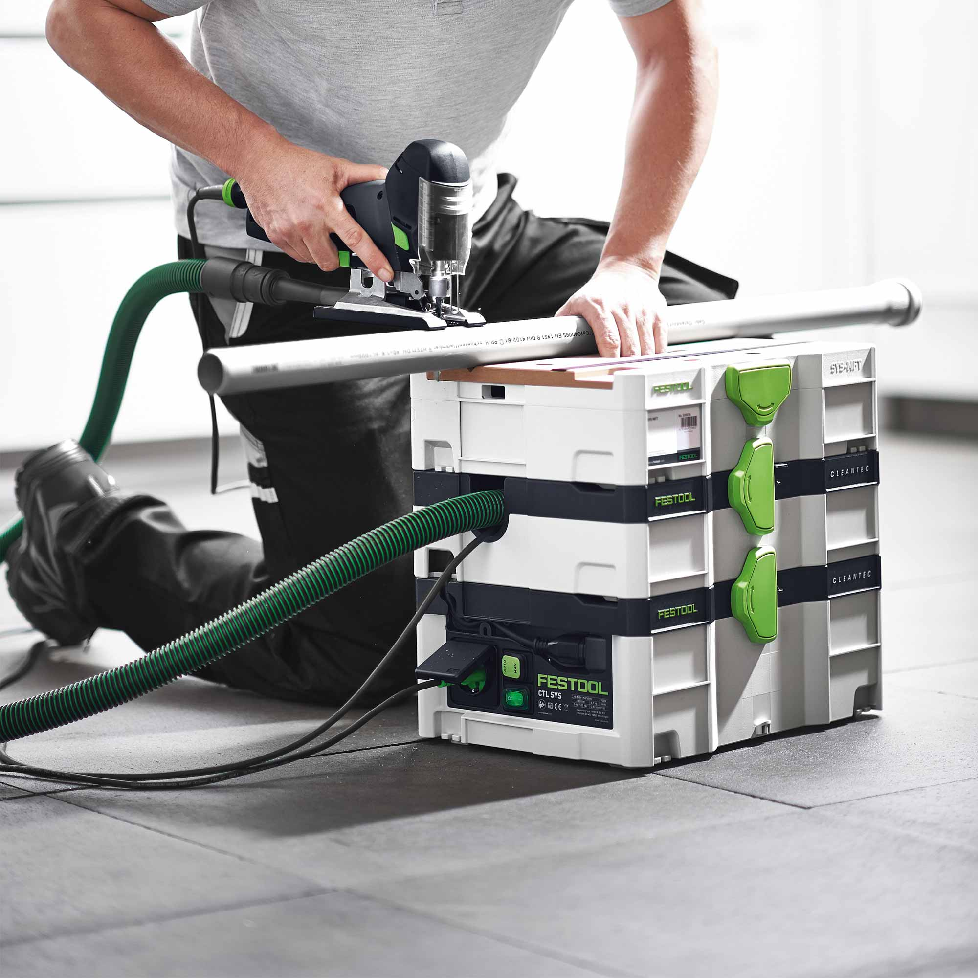 CTL SYS Mini extractor