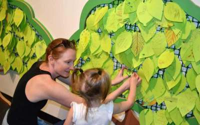 "Enjoy ""green"" experiences during Family Day, April 27"
