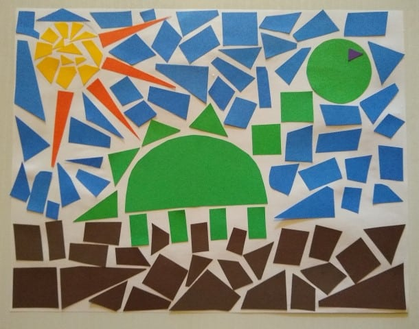 Skill Builders: Mosaic Art