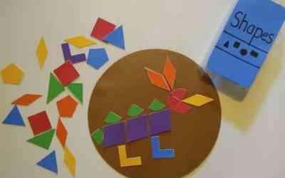 Skill Builders: DIY Mosaic Board