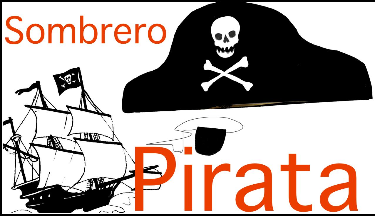 nuevas variedades el precio se mantiene estable disfruta de un gran descuento Sombrero pirata de Goma Eva