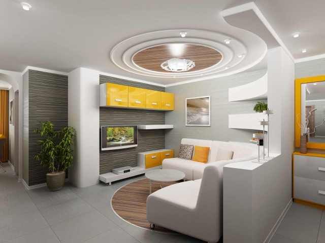 Pros and Cons of Fall Ceiling Designs for Commercial ...