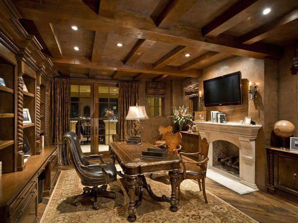 Comfortably Luxury Home Offices Ideas Making Working Less