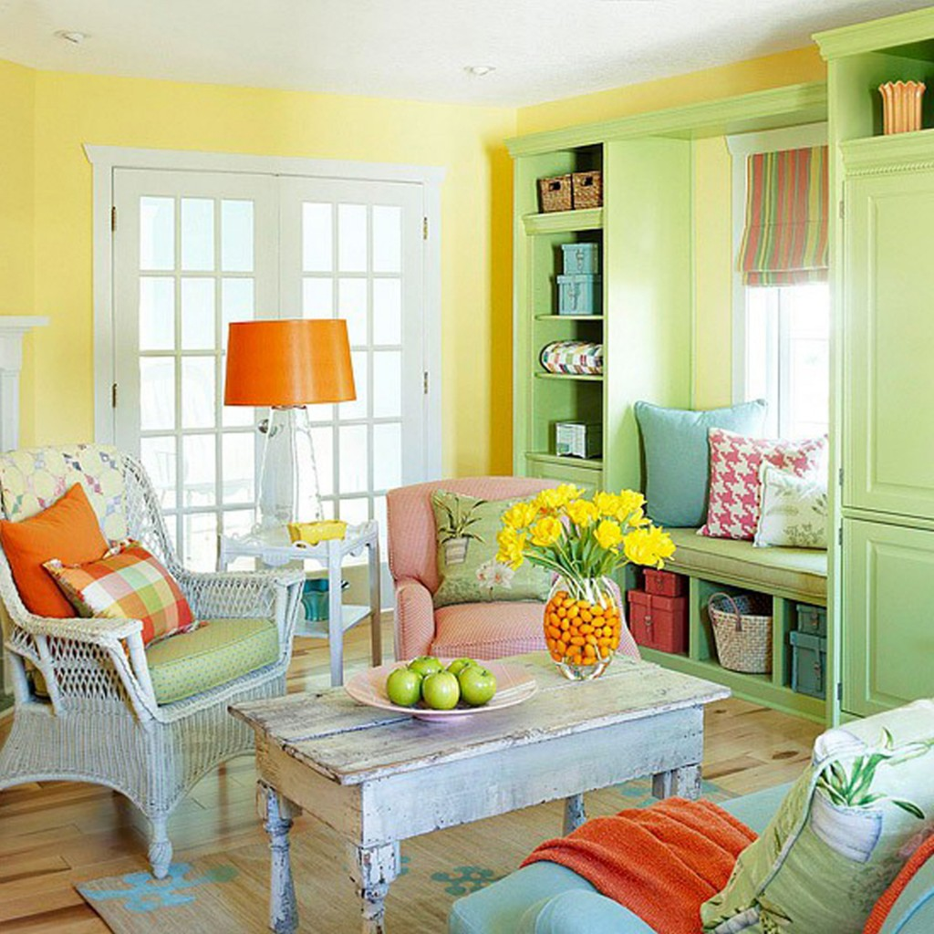 Vivacious Colorful Living Rooms Fun And Comfort Ideas 4 Homes