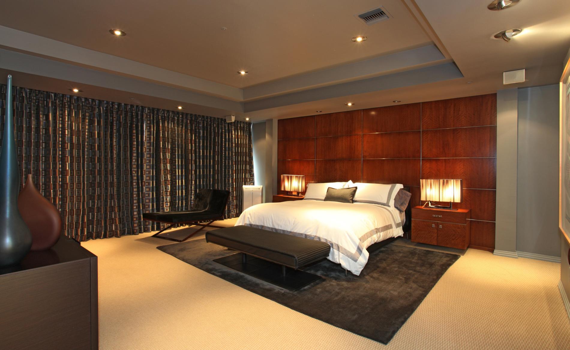 Elegant Master Bedroom Design Ideas Packing Comfort In